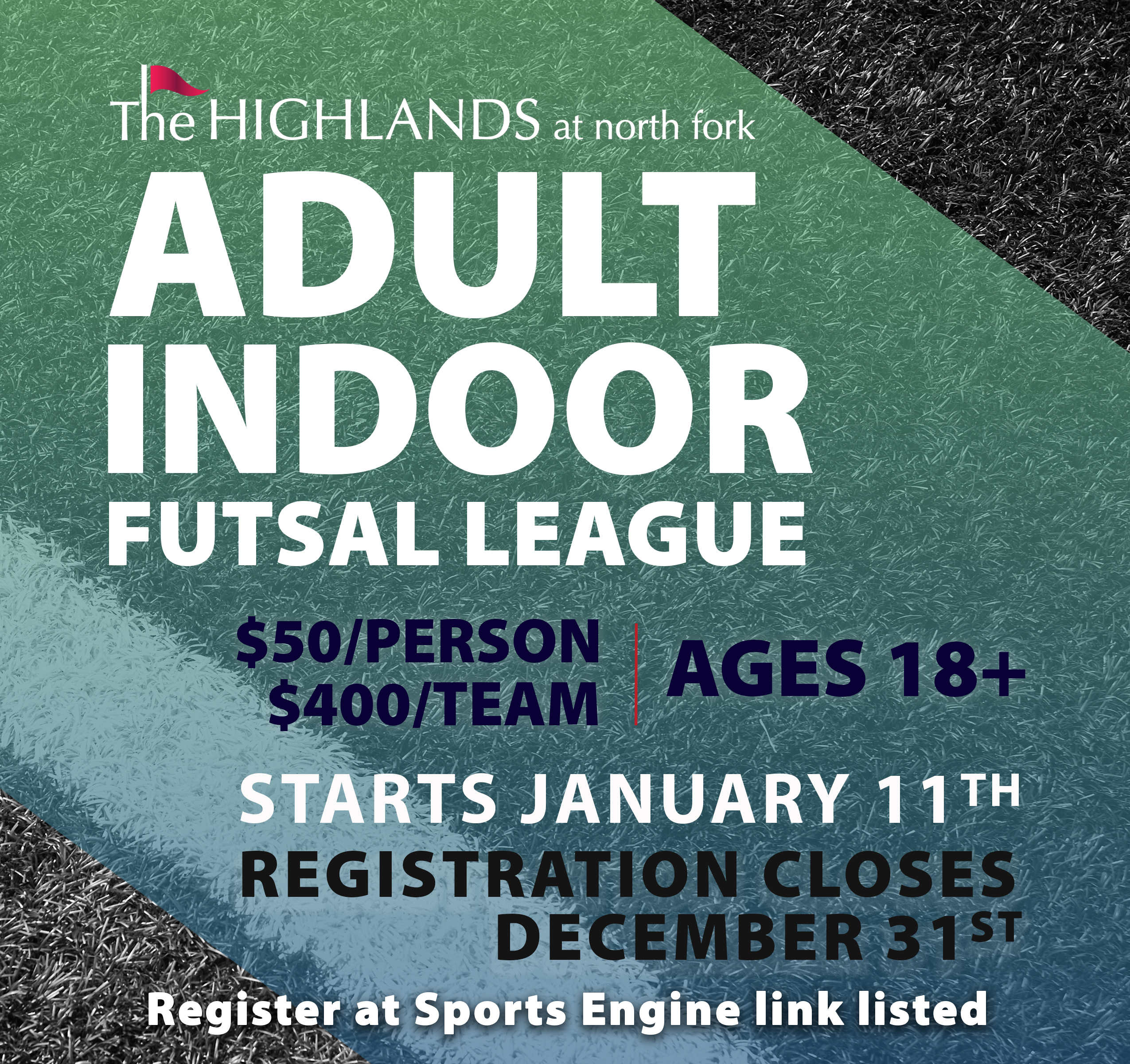Adult Futsal League